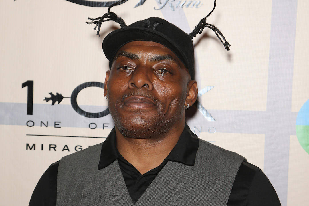 Coolio Gun Charge No-show In Court