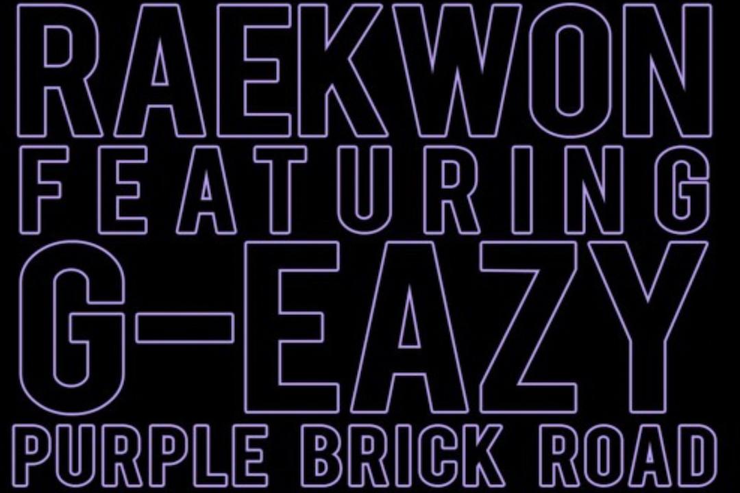 Raekwon G Eazy Purple Brick Road