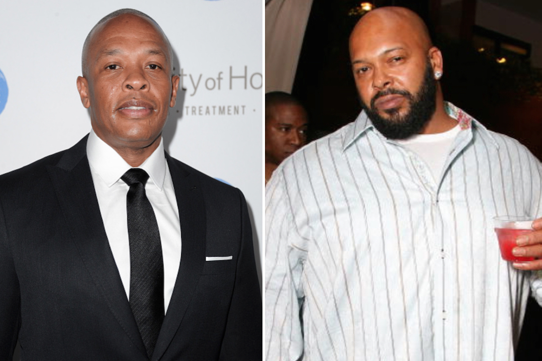 Dr. Dre Suge Knight